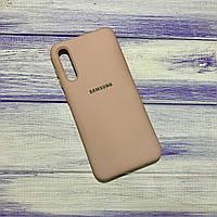 Чохол Silicone Case Samsung Galaxy A50 (2019) Персиковий