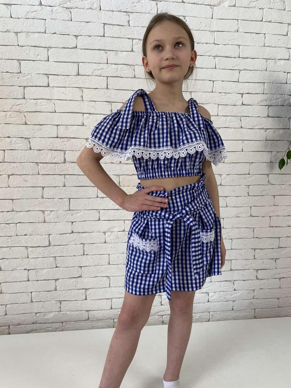 украина / Платье сарафан топ и юбка 471