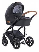 Детская универсальная коляска 2 в 1 Tutis Viva Life New Caviar/070
