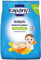 Безмолочная каша кукурузная с бифидобактериями 4м+200г Карапуз Украина 1062131