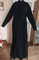 Подрясник греческий 167см, 46 размер, мокрый шелк