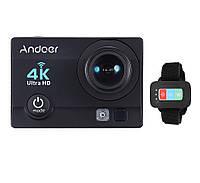 Экшн камера Action Camera Q3H с пультом 24 крепления Black u7853, КОД: 1383573