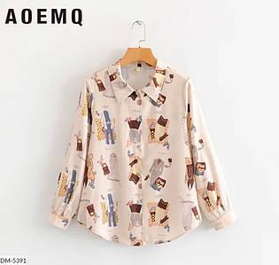 Рубашка DM-5391