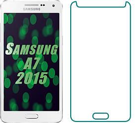 Защитное стекло Samsung Galaxy A5 A500 (Прозрачное 2.5 D 9H) (Самсунг А5 А500)
