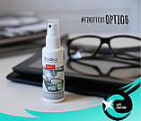Средство для ухода за очками и мониторами Экосредство Optics,50 мл Германия, фото 3