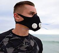 ~Маска для тренировок ограничитель дыхания Motion Mask MA-836 Лучшая цена!