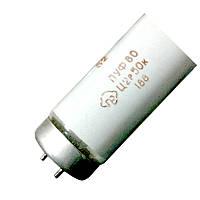 Лампа люминесцентная ультрафиолетовая ЛУФ 80 G13d