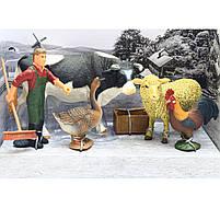 Игровой набор «Ферма» животные, фигурки (Q9899-X15), фото 2