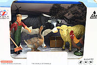 Игровой набор «Ферма» животные, фигурки (Q9899-X15), фото 3