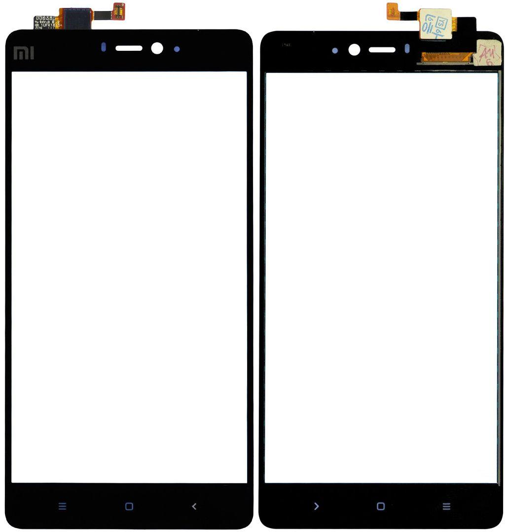 Сенсор (тачскрін) Xiaomi Mi4c, Mi4i Black