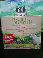 Экологичный стиральный порошок BioMio Bio-Color 1,5кг 20 стирок.