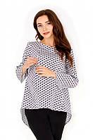 Блуза для беременных и кормящих Круизный релакс