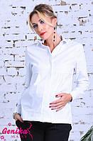 Рубашка для беременных 4021