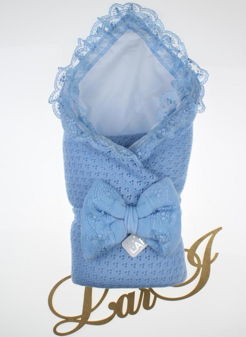 Lari / Конверт - одеяло Сказка (голубой, демисезон)