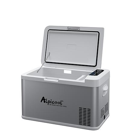 Компрессорный автохолодильник «Alpicool MK25», фото 2