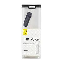 Гарнитура Bluetooth Remax T9 Черный