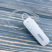 Гарнитура Bluetooth Remax Белый