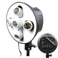 270/2700Вт Комплект світлодіодного постійного світла FST/VISICO Z3SB57X5LED, фото 2