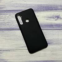 Чохол Silicone Case Realme 5 Чорний