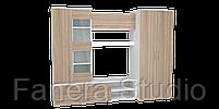 Комплект меблів в вітальню з ЛДСП, фото 2