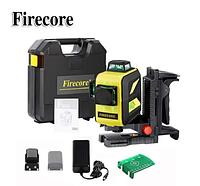 ОТКАЛИБРОВАН!!! 3D Firecore F93T-XG в кейсе Лазерный уровень/лазерный нивелир