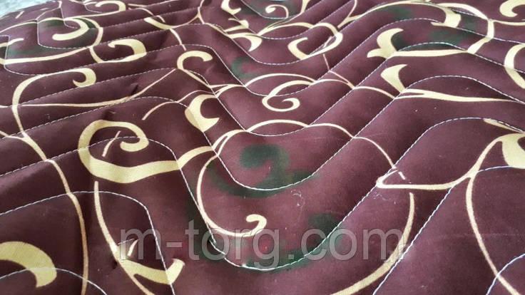 """""""Вензеля"""" Летнее одеяло покрывало полуторный размер 145/210 см, фото 2"""