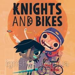 Knights and Bikes Ps4 (Цифровой аккаунт для PlayStation 4) П3
