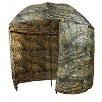 Зонт палатка для рыбалки окно d 2.2 м SF23817 Дубок Хаки 007089, КОД: 949853