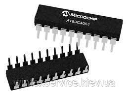 Микроконтроллер AT89C4051-24PU DIP-20