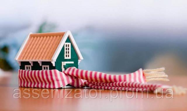 Утепление жилья. Как правильно подобрать материалы.