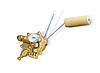 Мультиклапан для цилиндрических баллонов 315/30 Torelli класс А