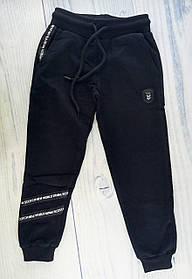 Штани спортивні для хлопчиків, чорний Туреччина 8-9 років, зріст 128-134 см