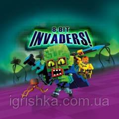 8-Bit Invaders! Ps4 (Цифровой аккаунт для PlayStation 4) П3