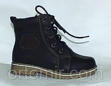 Ортопедичні черевики 3има