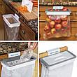 Навесной держатель мусорных пакетов Attach A Trash 24х11х3см, фото 3