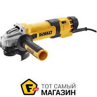 Болгарка от электросети 220 в 125 мм - Dewalt DWE4257