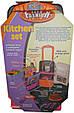 Кухня-чемодан 9911. Игровой набор для девочек, фото 4