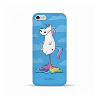 Накладка для iPhone 5/5S/SE Pump Tender Touch Case Soaring Unicorn