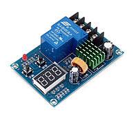 XH-M604 - Универсальный 6...60В контроллер заряда аккумуляторных батарей с индикатором, фото 1