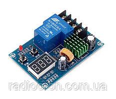XH-M604 - Універсальний 6...60В контролер заряду акумуляторних батарей з індикатором