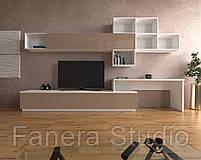 Комплект мебели в гостиную из ЛДСП, фото 2
