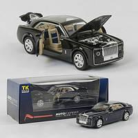 Машинка металева Rolls-Royce EL 8737