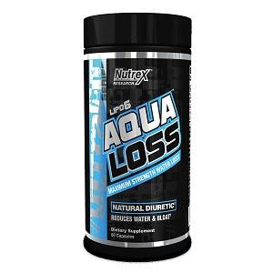 Жиросжигатель Nutrex Aqualoss (80 капсул.)