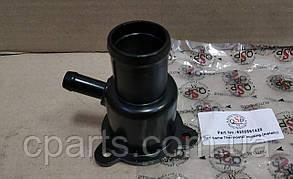 Корпус термостата (металл) Renault Sandero (QSP 8200561420)(высокое качество)