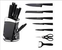 Набор ножей 8 предметов Edenberg EB-920 на вращающейся подставке