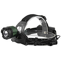 Налобный фонарик BL Police 2188B T6 (2 зарядных, 2 аккумулятора) #S/O