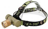 Налобный фонарик Police BL- 6855 (1117) #S/O