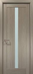 Двери Оптима-01 клён серый