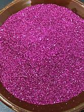 №5 гліттер малиново-фіолетовий 100 грам
