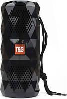 Портативная колонка TG-167 Black